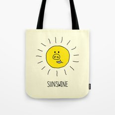 Sunswine Tote Bag