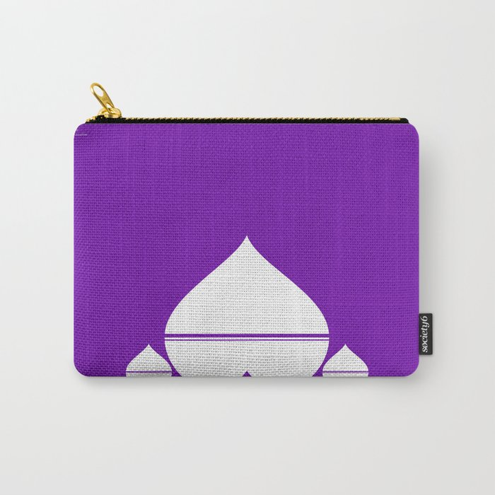 Symbol of Love - Taj mahal India Carry-All Pouch