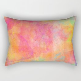 RAINBOW! Rectangular Pillow