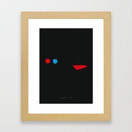 Kinetic Art Framed Art Print