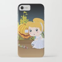 cinderella iPhone & iPod Cases featuring Cinderella by 7pk2 online
