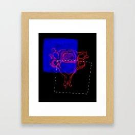 4th Cervical Vertebra 2 Framed Art Print