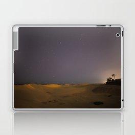 Light over the dunes Laptop & iPad Skin