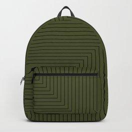 Angular Lines VI Backpack
