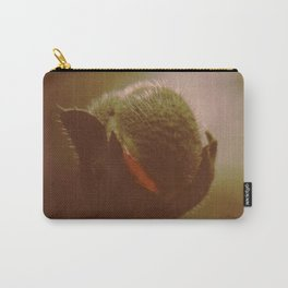 poppy popping up Carry-All Pouch