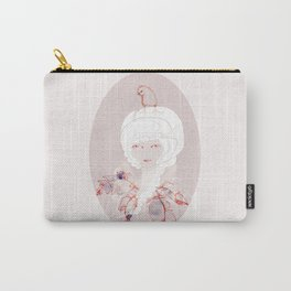 Portrait with Chick Carry-All Pouch