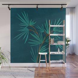 Night Palm / Night Scene Series Wall Mural