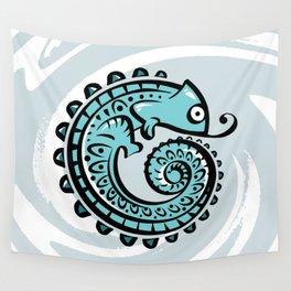chameleon Wall Tapestry