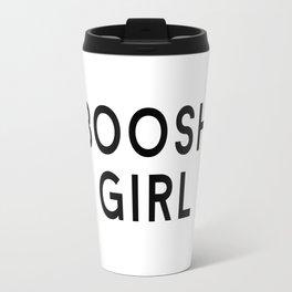 All Yours, Babooshka Travel Mug