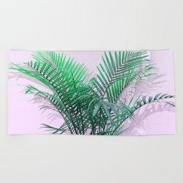 Palms on Musk Beach Towel