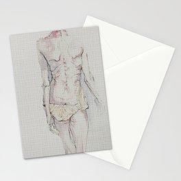 Model? Stationery Cards