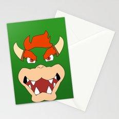 Bowser Super Mario Bros. Stationery Cards