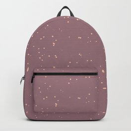 Raspberry Shambolic Bubbles Backpack