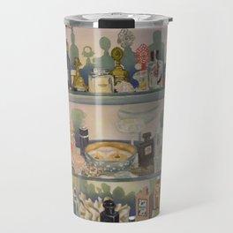 Aphrodite's Seafoam Travel Mug