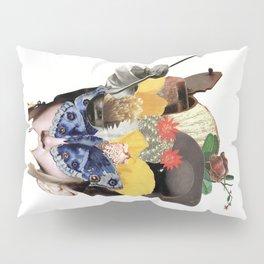 Miss Buterfly Pillow Sham