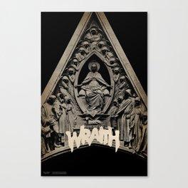 WRAITH - Unholy Providence Canvas Print