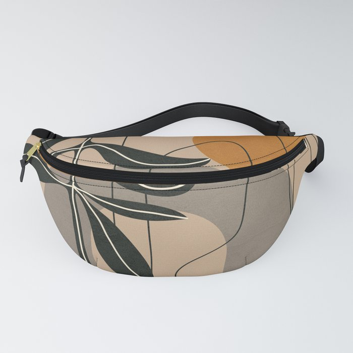 Abstract Shapes 04 Fanny Pack