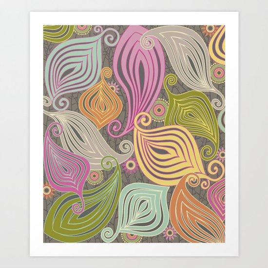 Zenyatta Mandala Art Print