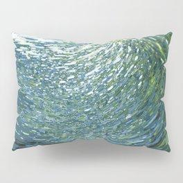 Underwater Movement Pillow Sham
