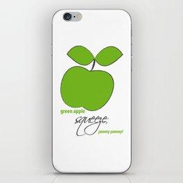 yammy jammy iPhone Skin