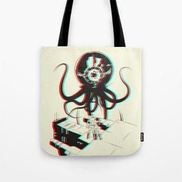3D Adventure Tote Bag