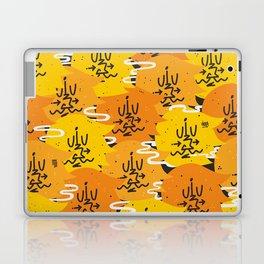 Barbas Otoño Laptop & iPad Skin