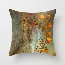 Spark 21 Throw Pillow