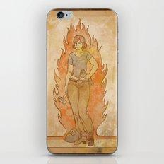 Welder iPhone & iPod Skin
