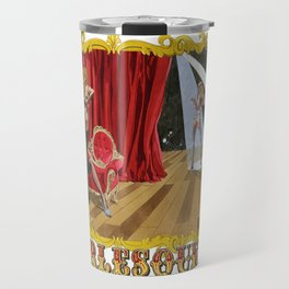 BURLESQUE Travel Mug