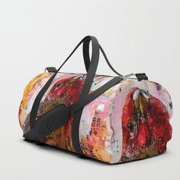 House Finch Duffle Bag