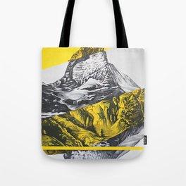 brocken mountain Tote Bag