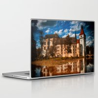 castle Laptop & iPad Skins featuring Castle by DistinctyDesign