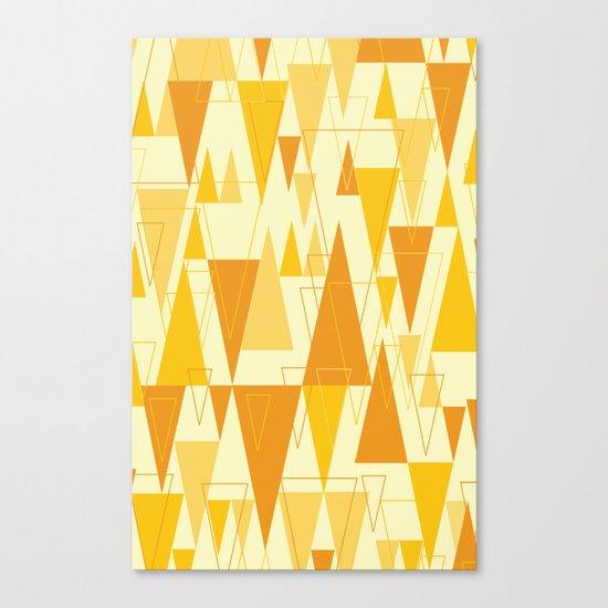 Love Triangle 1 Canvas Print