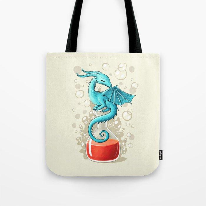 Dragon Potion Tote Bag