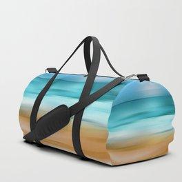 Abstract Seascape 2 Duffle Bag