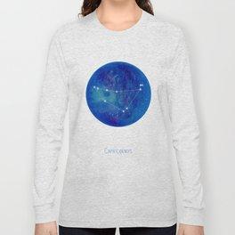 Constellation Capricornus Long Sleeve T-shirt