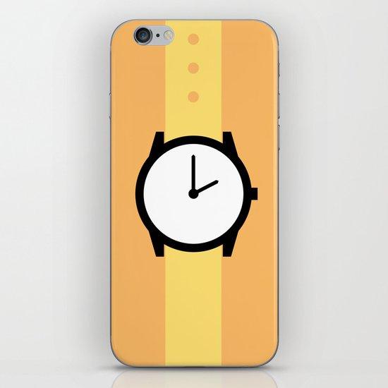 #87 Watch iPhone & iPod Skin