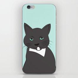 Meow, meow. iPhone Skin