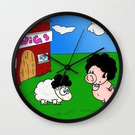 Impostor! Wall Clock