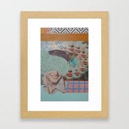 You've Been On My Mind Framed Art Print