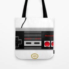 Nintendo Entertainment System Tote Bag