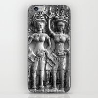 erotic iPhone & iPod Skins featuring Cambodian Erotic Goddesses by 1976