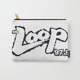 The Loop 97.9 Illinois Radio Carry-All Pouch