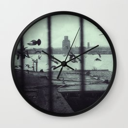 The Freedom of the City Wall Clock