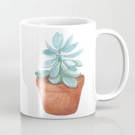 Succulent in the pot Coffee Mug