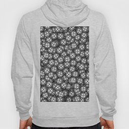 Poker chips B&W / 3D render of thousands of poker chips Hoody