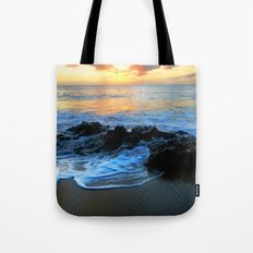 Sunset @ Rincon Tote Bag