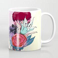 Chrysanth Wisteria & Lily - & Rose  Mug