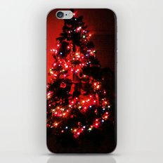 Christmas Tree. iPhone & iPod Skin