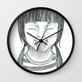 Madison Wall Clock